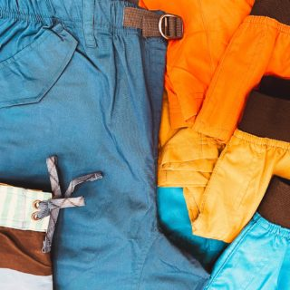 Mens Trousers and Shorts