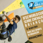 IFSC Lead World Cup Briancon